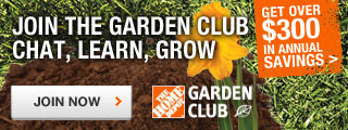 Get Over $300 in Annual Savings Join the Garden Club