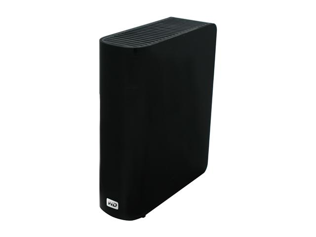 WD My Book 3TB Desktop USB 3.0 External Hard Drive Storage WDBACW0030HBK-NESN