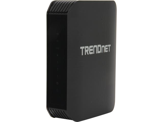 TRENDnet TEW-811DRU AC1200 Dual Band Wireless Router IEEE 802.11ac, IEEE 802.11a/b/g/n