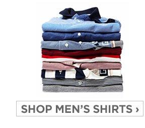 SHOP MEN'S SHIRTS ›