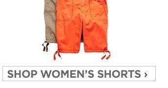 SHOP WOMEN'S SHORTS ›