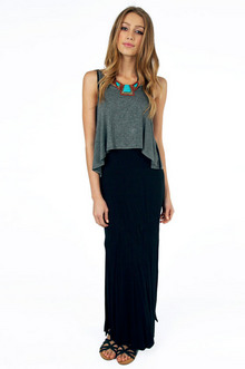 ELLIE TIERED MAXI DRESS 36