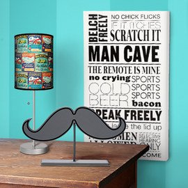 Man Cave: Home Décor