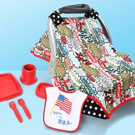 Made in the USA: Baby & Toddler Gear