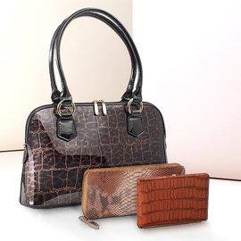 Bravo Handbags & Abas