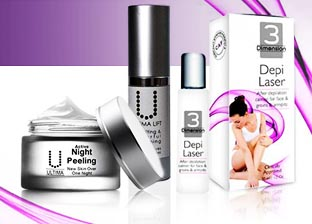 Dr. Burstein Dead Sea Cosmetics