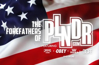 The Forefather's Of PLNDR ft. Crooks, DOPE, Obey & More