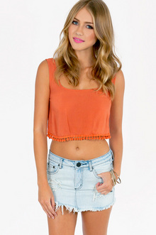 CHARMED LIFE CROP TOP 22