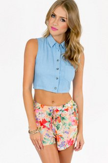 DIXIE LIFE CROP TOP 23
