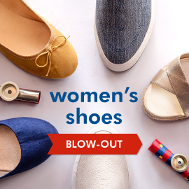 Blow-Out: Women's Shoes