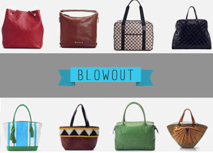 July 4th Handbags Blowout