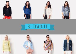 July 4th Women's Apparel Blowout: Tops