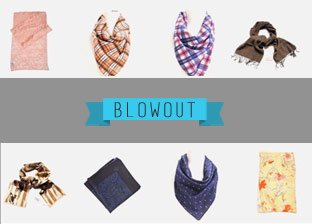 July 4th Women's Accessories Blowout