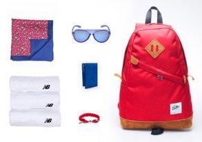 Shop Americana Gear: Red, White & Blue