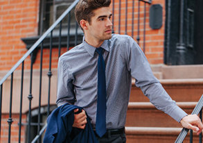 Shop The Perfect Pair: Shirts & Ties