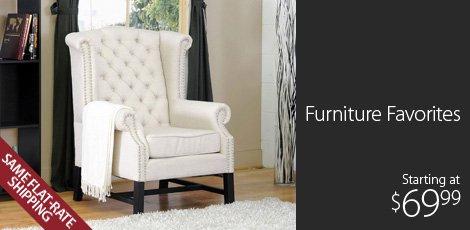 Furniture Favorites