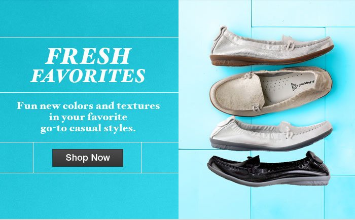 Fresh Favorites