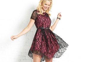 DRESS SHOP: LACE LOOKS