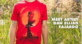 Meet artist Dan Elijah Fajardo