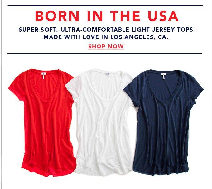 Born in the USA (plus SALE!)