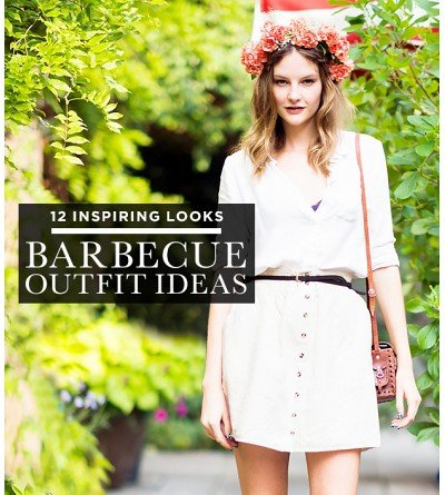 Quick & Cute Outfit Ideas For The 4th Of July