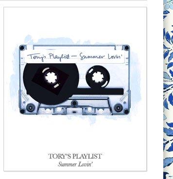 TORY'S PLAYLIST