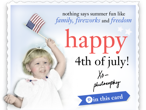 nothing says summer fun like family, fireworks and freedom happy 4th of july! pin this card