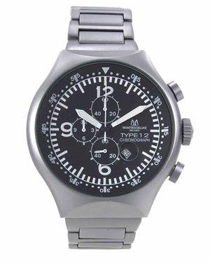 Brand New MONTRES DE LUXE MILANO Made In Italy Aluminium Watch