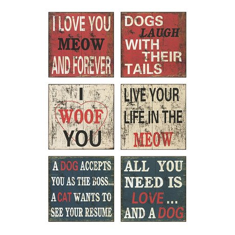 Dog Wall Decor dot & bo: paws up for chic home decor: pet lover's delight. up to
