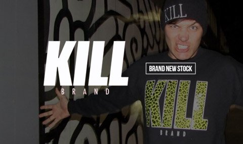 Fresh Kill Brand. Click to shop.