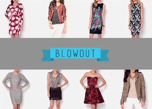 July 4th Designer Apparel Blowout For Her