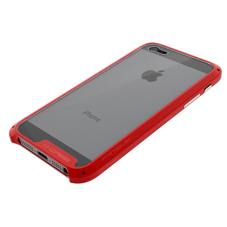 Elite for iPhone 5 // Red