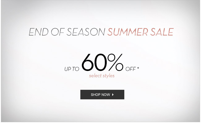 EOS Summer Sale | Up to 60% Off - Shop Now