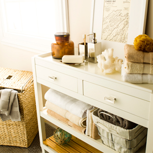 Create Your Oasis: The Easy Bathroom Makeover