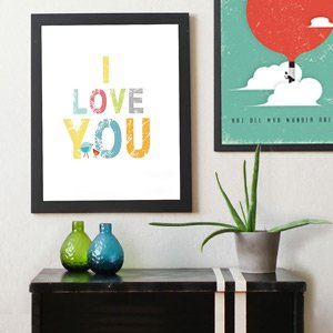 Wordplay: Inspirational Wall Art for the Family