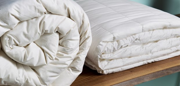 All About Down: Comforters, Pillows, & Toppers