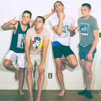 Muscle Tees by Anzevino + Bob Mizer