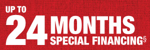 24 Months Special Financing
