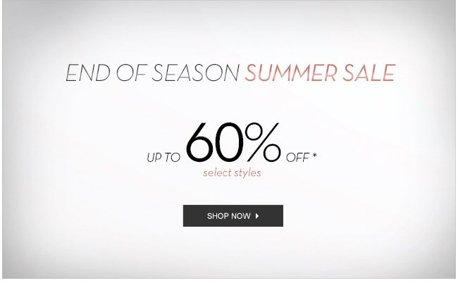 EOS Summer Sale   Up to 60% Off - Shop Now