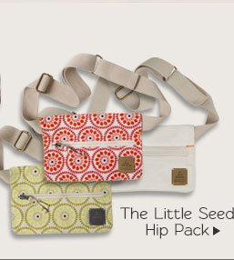 The Little Seed Hip Pack