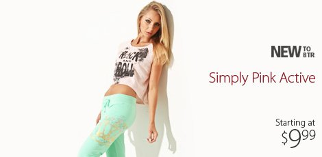 Simply Pink Active
