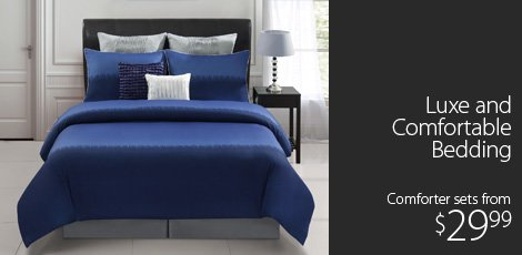 Luxe and Comfortable Bedding