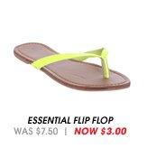 Essential Flip Flop