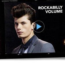 rockabilly volume