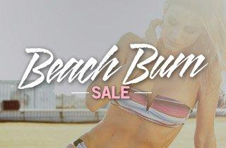 Beach Bum Sale