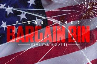 PLNDR BLNDR: Bargain Prices!