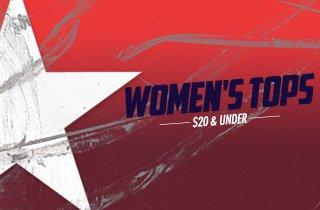 Women's Tops $20 & Under