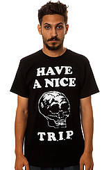 The TR.I.P. Tee in Black