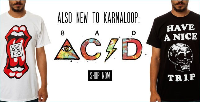 Shop Bad Acid