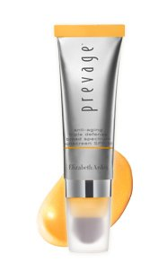 Don't miss out! Exclusive sample. Hi Beautiful! Today only, receive a deluxe size PREVAGE® Anti-aging Triple Defense Shield Broad  Spectrum Sunscreen SPF 50 with Idebenone that helps protect you from signs of premature aging and skin cancer. GET IT NOW.